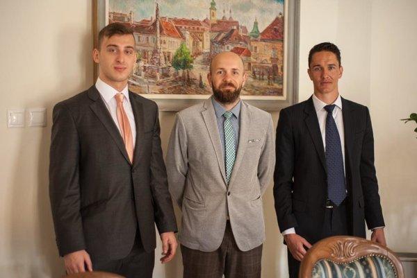 Zástupcovia spoločnosti rokovali s primátorom Petrom Bročkom ešte v júli minulého roka.