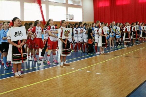Mútne pripravilo skvelé majstrovstvá Slovenska junioriek.