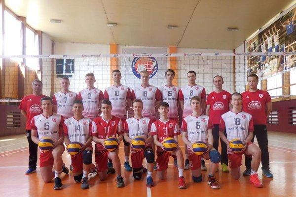 Úspešní kadeti TJ Slávia Svidník. Vsilnej konkurencii získali zlaté medaily.