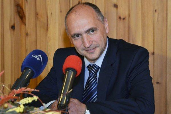Pavol Gašper bY chcel byť prešovským županom.