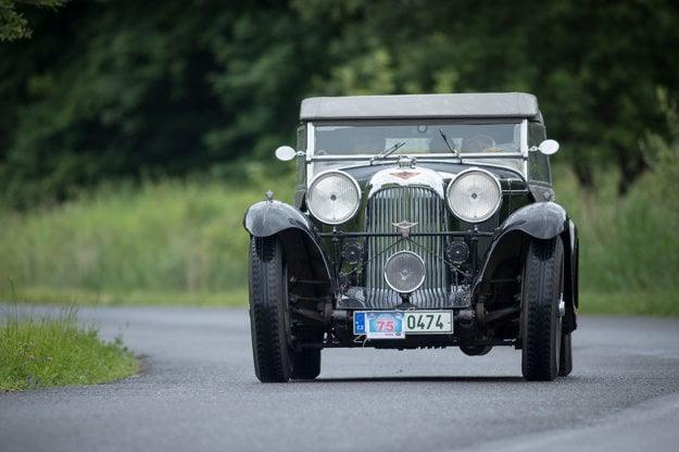 Lagonda M 45 z roku 1933.