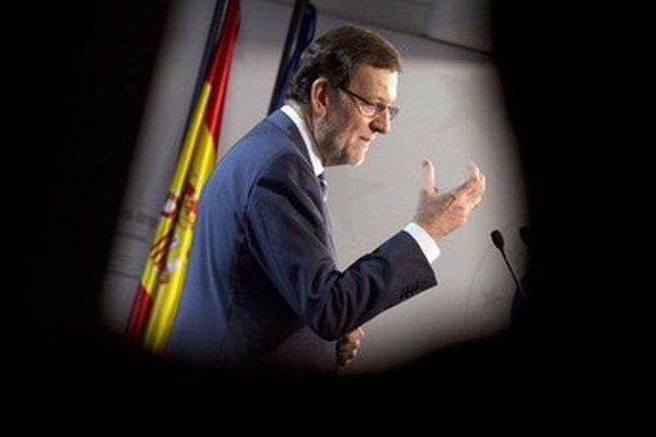 Premiér Mariano Rajoy.
