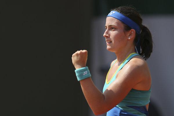 Lotyšská tenistka Anastasija Sevastovová - ilustračná fotografia.