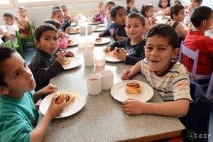 Rómska škôlka. Segregované školy podľa eurokomisie predstavujú jeden z najvážnejších problémov rómskej komunity.