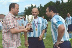 Majstrovský pohár obhajujú Dražkovčania.