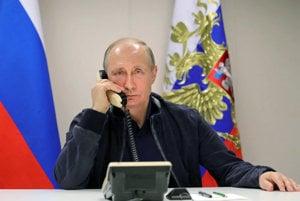 Vladimír Putin zažiaril na obrazovkách českej TV Prima.