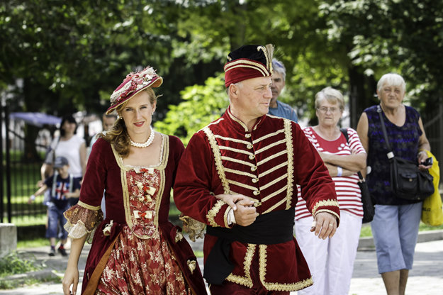 Barokový deň v Mojmírovciach