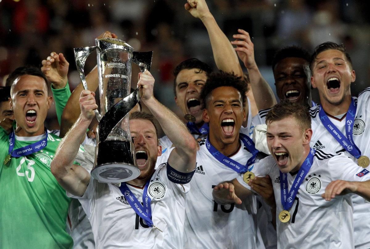44deaa266e61b ONLINE: Nemecko vo finále zdolalo Španielsko (ME 21) - Šport SME