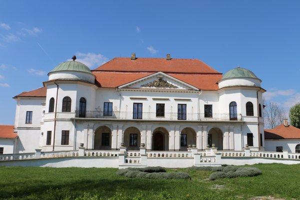 Zemplínske múzeum vMichalovciach.