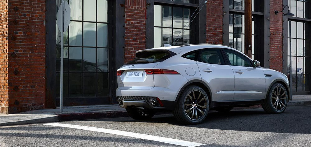 Jaguar e pace fotogal ria for Interieur jaguar e pace