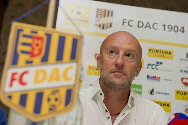 Nový tréner Dunajskej Stredy Marco Rossi chce pred novou sezónou posilňovať zostavu.