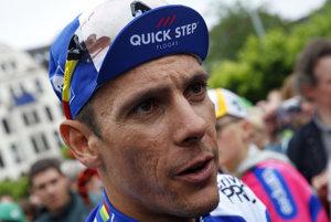 Philippe Gilbert už na Tour de France 2017 nepokračuje.
