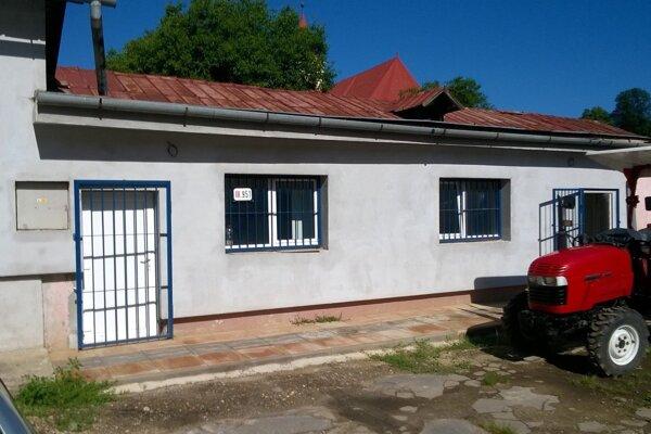 Nové priestory mestskej polície v Hnúšti.