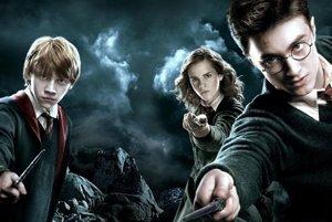 Ilustračné foto: Harry Potter.