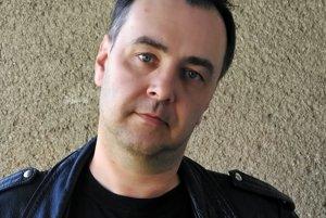 Juraj Thal dej novej knihy situoval do Nitry a jej okolia.