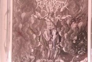 Obal CD Perversity - Idolatry.