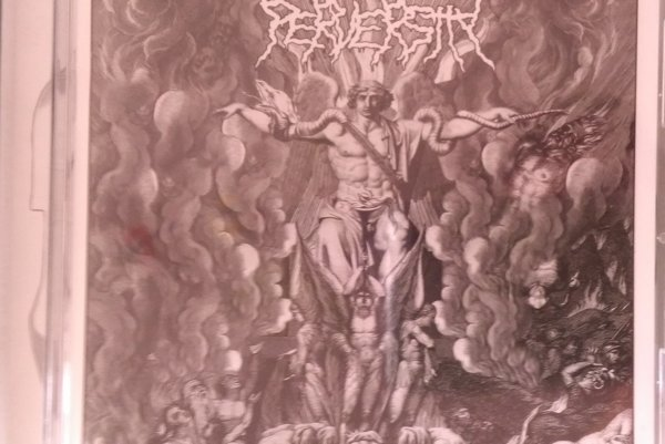 Obal CD Perversity - Idolatry.