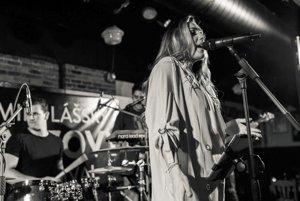 Anita Soul na klubovom koncerte Jazz v Meste.
