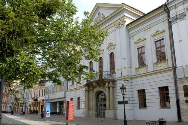 Východoslovenská galéria Košice.