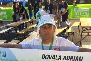Adrián Dovala.