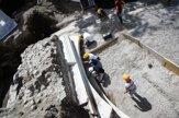 V Pompejách objavili monumentálnu hrobku, patrila niekomu bohatému