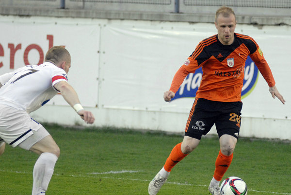 Ligová posila. L. Janič hrával Fortuna ligu naposledy vRužomberku.