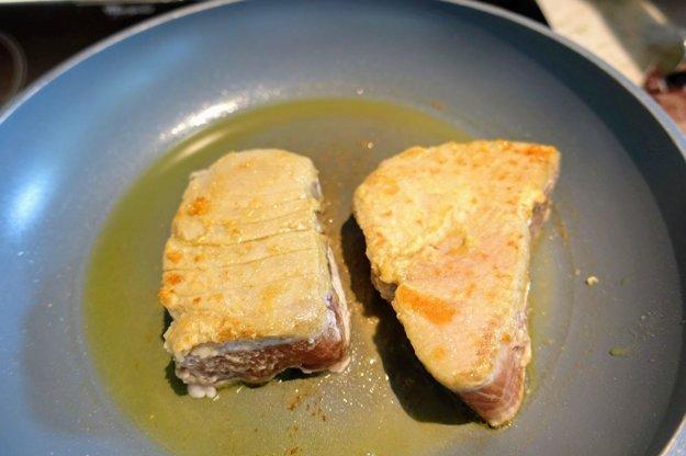 Tuniak po sardínsky