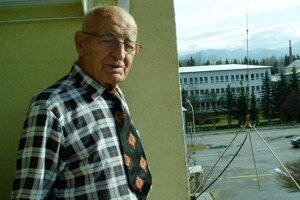 Je to už rok, čo umrel Jaroslav Borák, známy fotograf, letec a rádioamatér.