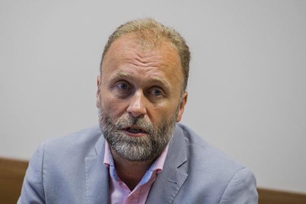 Generálny riaditeľ Detskej fakultnej nemocnice s poliklinikou Ladislav Kužela.