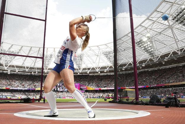 Nikola Lomnická vo svojej kvalifikačnej skupine zdolala len jednu súperku.