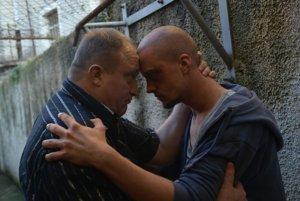 Záber z filmu Čiara.