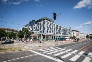 Hotel Danube.