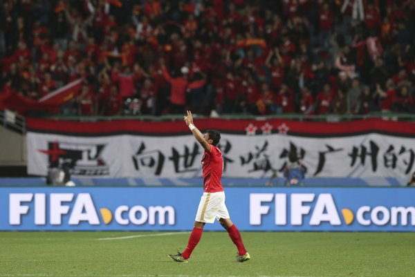 Paulinho doteraz hrával v Číne za Kuang-čou.