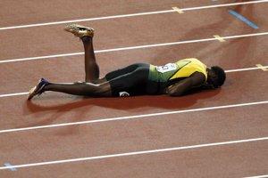 Kariéra Usaina Bolta sa skončila smútkom.