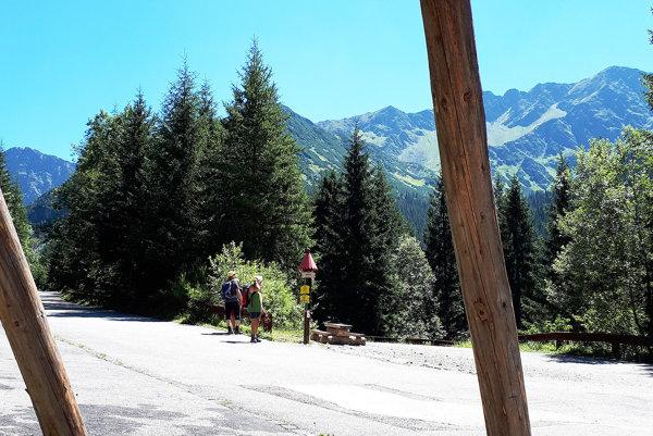 Roháčska dolina je už tradične najnavštevovanejšou voravskej časti Západných Tatier.