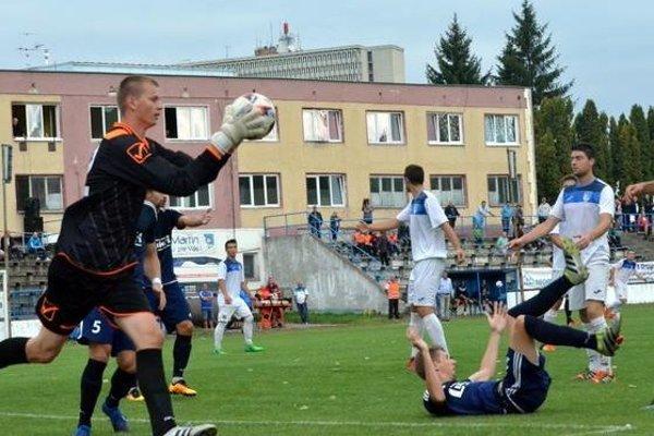 Nový štadión by najviac prospel futbalistom Fomatu Martin, všetkým kategóriám.