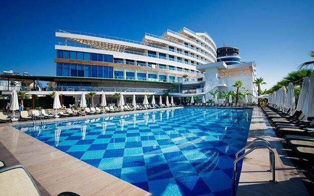 Hotel Raymar Hotels & Resort 5*, Turecko