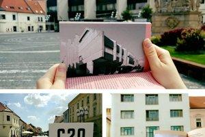 Vreckový sprievodca vám pomôže lepšie spoznať architektúru mesta.