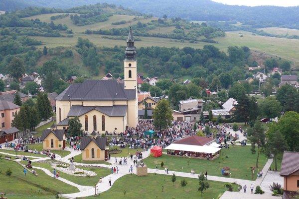 V ľutinskej bazilike minor bude slávnostná liturgia.