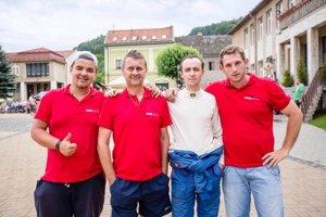 VMS Rally Team Vlachovo.