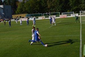 Častkovčania doma strelili Domaniži päť gólov.