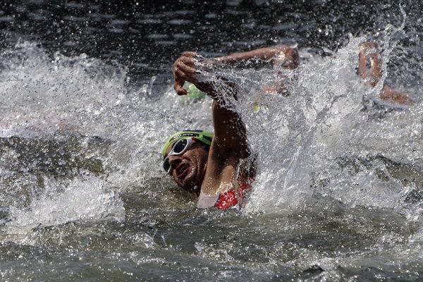 Triatlonisti podali v Žiline opäť skvelé výkony.