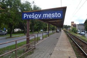 Zastávka Prešov mesto slúži už niekoľko rokov pre oba smery.