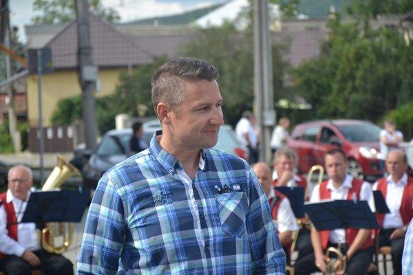 Štefan Škultéty je nezávislým kandidátom na župana Trenčianskeho samosprávneho kraja.