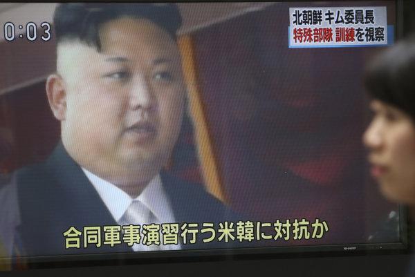 Severná Kórea sa nedávno postarala o zvýšenie napätie v oblasti.