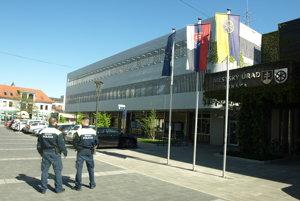 Mestský úrad v Trnave je dnes zatvorený