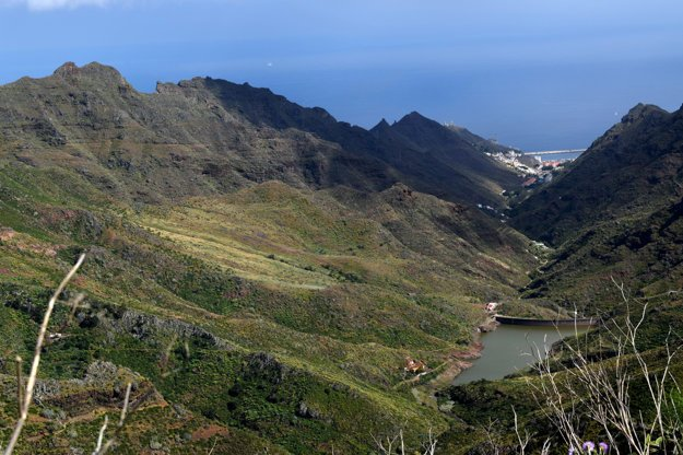 Kanárske ostrovy, Španielsko.