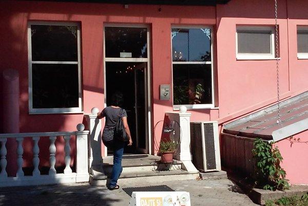Reštaurácia San Lorenzo na Vajanského ulici v Trnave.