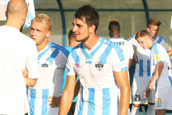 Jaroslav Machovec strelil vo štvrtok v exhibičnom zápase Žitavanoch dva góly.