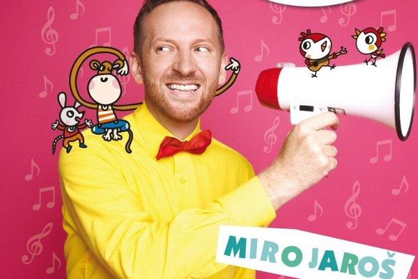 Miro Jaroš je obľúbenec všetkých detí.